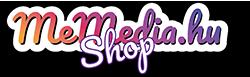 memedia ajándék webáruház logója